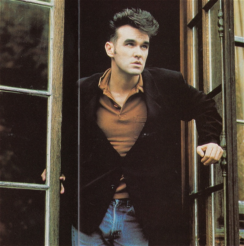 Morrissey ~ Gino Sprio, Hook End French Windows colour, October 1990.jpg
