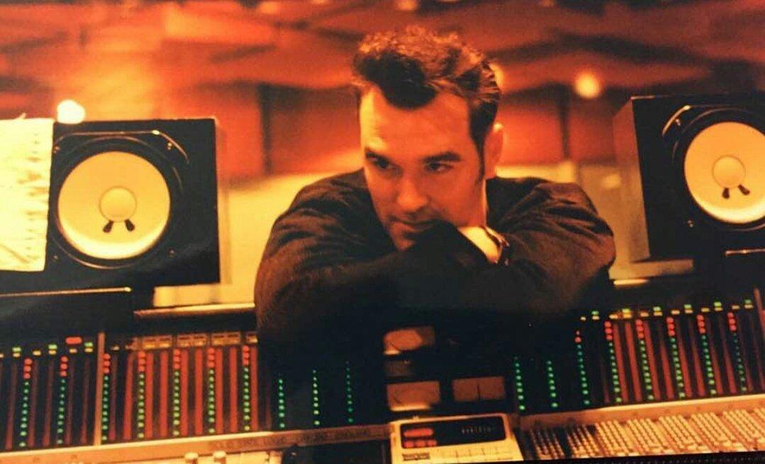Morrissey Hook End recording desk.jpg