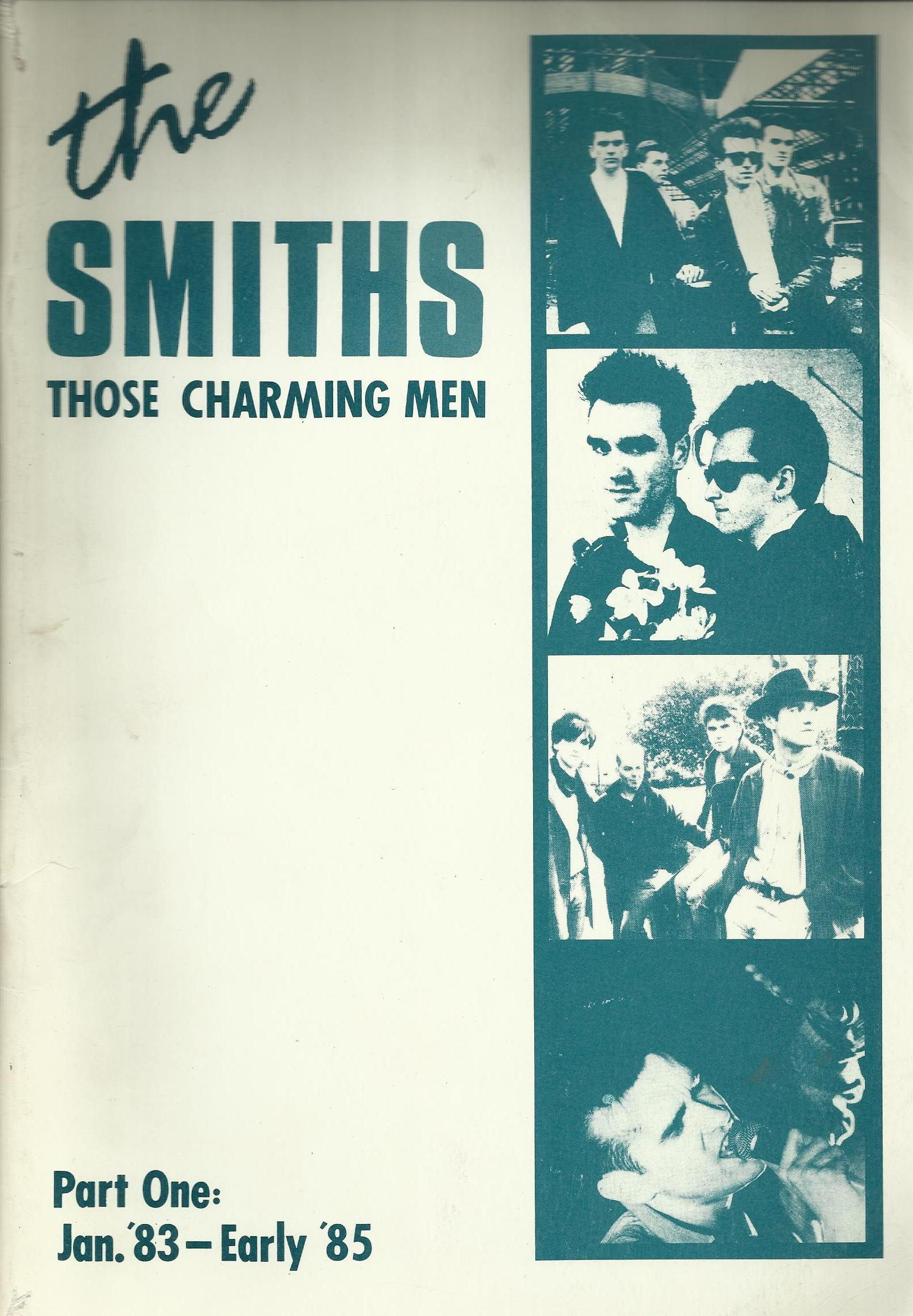 The Smiths Shirt Uk Indie Rock Band Screenprint Women By: The Smiths Collectors Shop: Original The Smiths Promo
